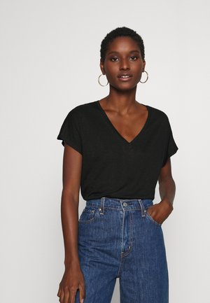 FAYLINN  - Basic T-shirt - black