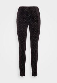 ONLY - ONLCATHY - Leggings - Trousers - black - 3