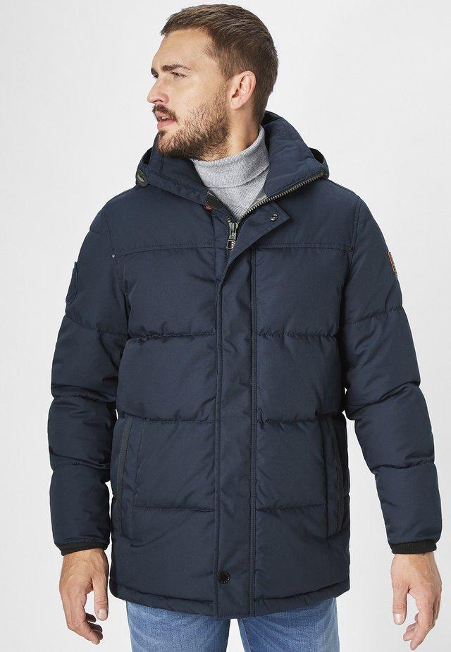 Winter jacket - dk.navy
