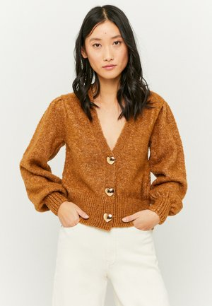 MISSING TITLE - Cardigan - brown