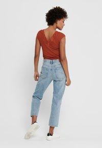 ONLY - Jeans straight leg - light blue denim - 2