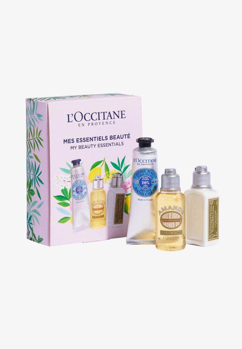 L'OCCITANE - BON VOYAGE TÄSCHCHEN SOMMER 20 - Bath and body set - -
