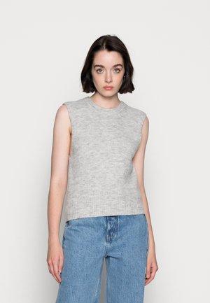 PCELLEN - Jumper - light grey melange