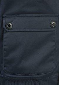 Solid - WALLACE - Light jacket - dark blue - 4