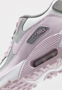 Nike Sportswear - AIR MAX 90 - Sneakers laag - particle grey/iced lilac/photon dust/white - 2
