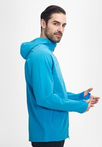 Mammut - MACUN - Soft shell jacket - blue - 2