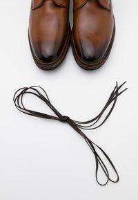Cordwainer - Lace-up ankle boots - capri noce/venecia leaf - 5