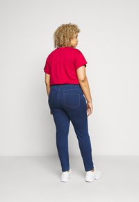 Dorothy Perkins Curve - ELLIS SKINNY - Jeans Skinny Fit - mid was denim - 2
