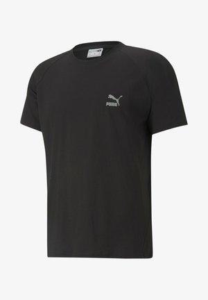 CLASSICS TECH  - T-paita - puma black