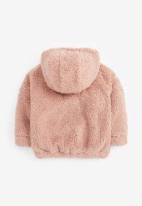 Next - Fleece jacket - pink - 1