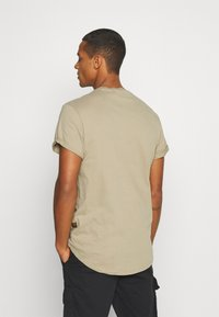G-Star - LASH ROUND SHORT SLEEVE - T-shirt basic - light rock - 2
