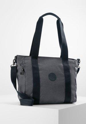ASSENI S - Tote bag - charcoal