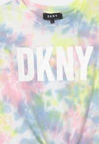 DKNY - Print T-shirt - multi-coloured - 2
