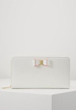 ROUXI - Wallet - ivory