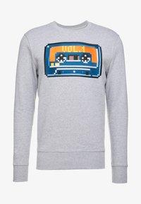 Bricktown - BIG TAPE - Sweatshirt - heather grey - 3