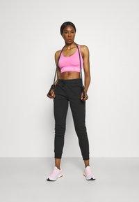 adidas Performance - Pantaloni sportivi - black/white - 1