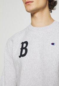 Champion Reverse Weave - CREWNECK BERLIN - Sweatshirt - mottled light grey - 5