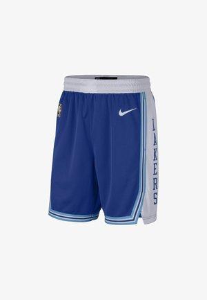 NBA LOS ANGELES LAKERS - Short de sport - rush blue