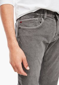 s.Oliver - Trousers - grey - 5