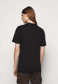 C.P. Company - SHORT SLEEVE - Print T-shirt - black - 2