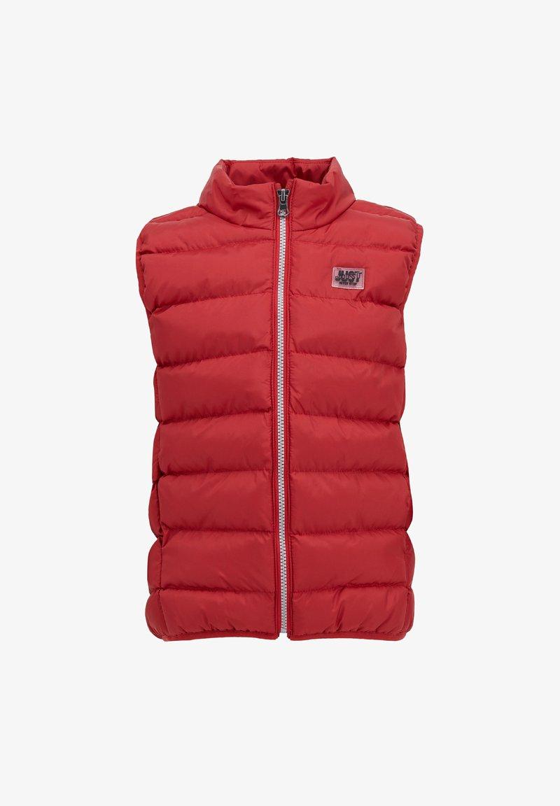 DeFacto - Waistcoat - red