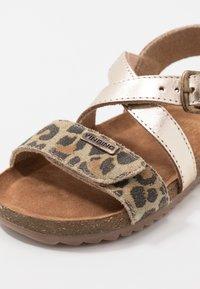 Vingino - Sandals - taupe - 2