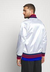 Mitchell & Ness - Training jacket - white - 2