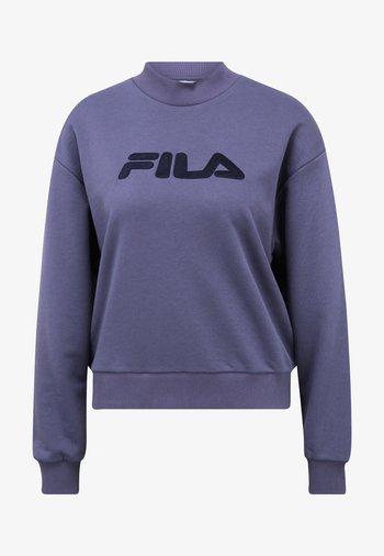 Felpa - crown blue