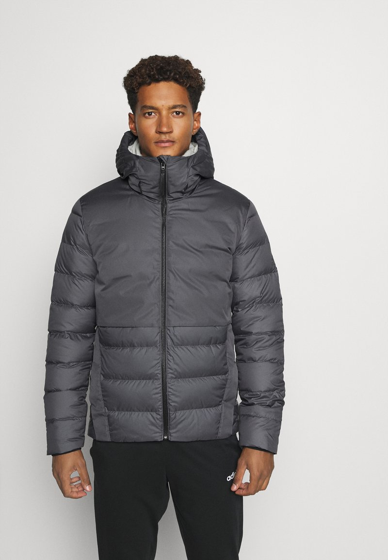 adidas Performance - OUTERIOR COLD.RDY DOWN JACKET - Down jacket - grey
