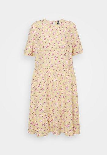 PCMILLER DRESS - Day dress - hemp