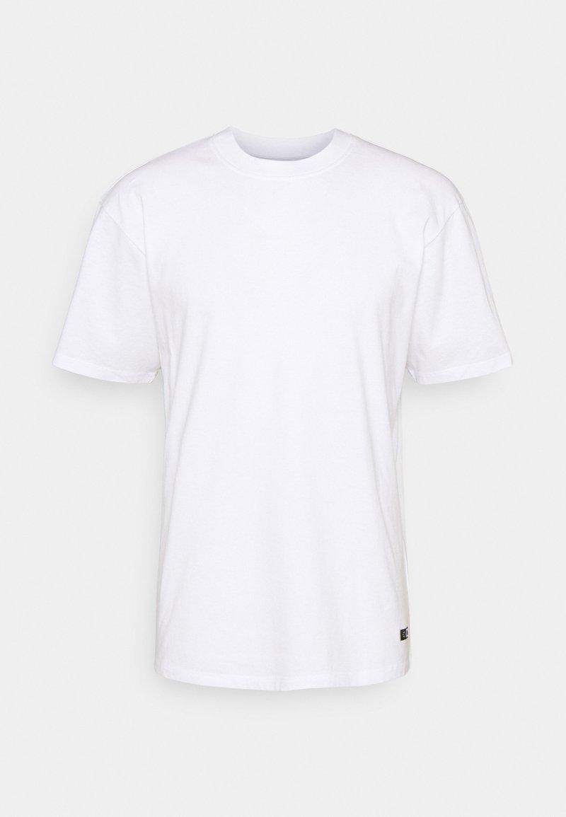 Edwin - OVERSIZE PLAIN SYNERGY - T-shirt basic - white