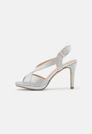 Sandales - silver