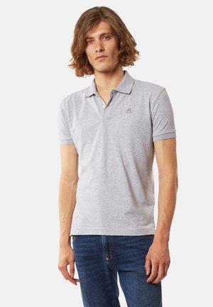 EDUARDO - Poloshirt - light heather grey