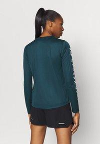 ASICS - KATAKANA - Camiseta de deporte - magnetic blue - 2