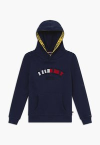Tommy Hilfiger - GRAPHIC HOODED - Hoodie - blue - 0