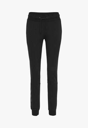 HMLNONI - Pantalones deportivos - black
