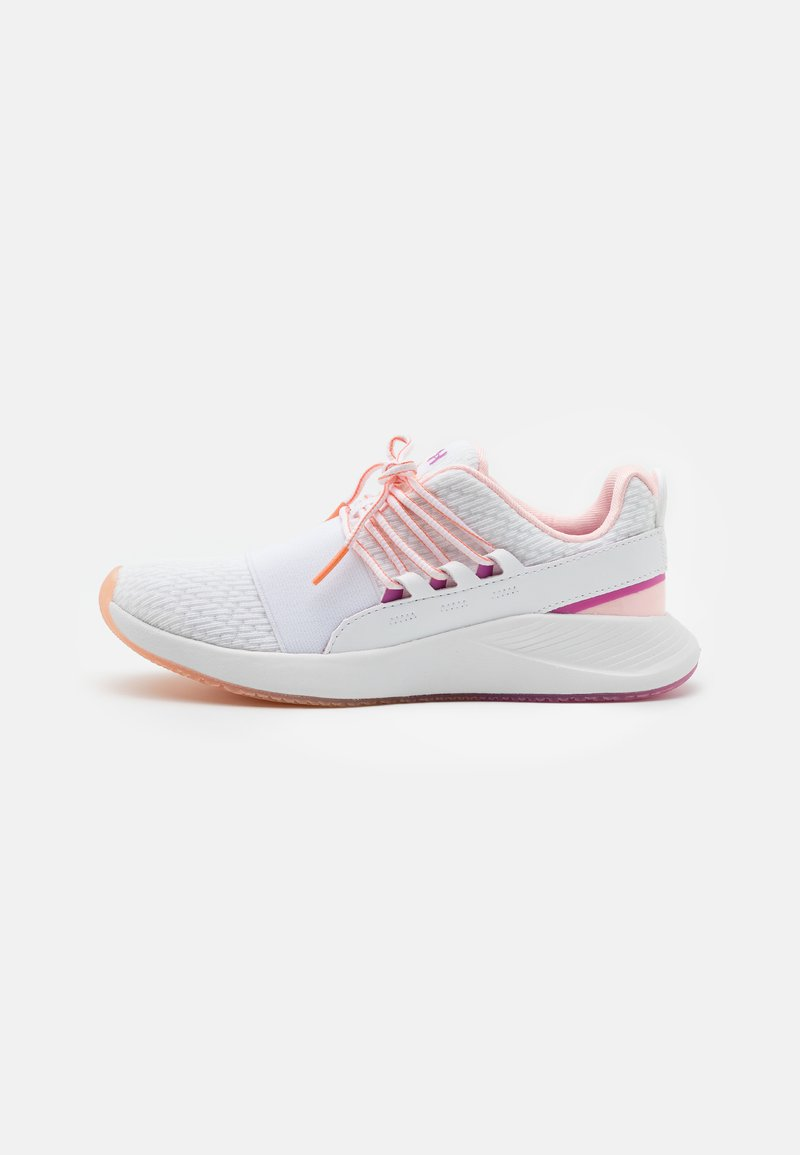 Under Armour - CHARGED BREATHE - Scarpe da fitness - white
