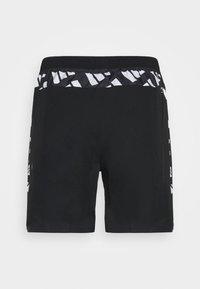 adidas Performance - CELEB SHORT - Urheilushortsit - black/white - 6
