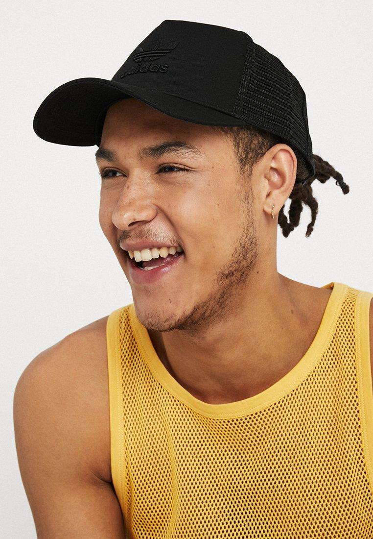 Adidas Originals Trucker - Cap Black/schwarz