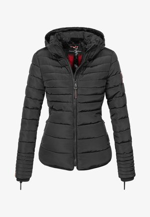 AMBER - Winter jacket - black
