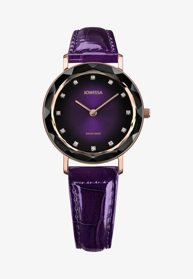 AURA SWISS - Horloge - violett