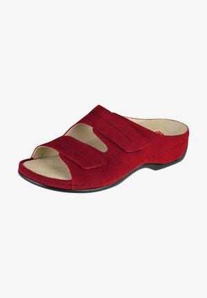 Sandaler - rot
