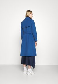 WEEKEND MaxMara - STRUZZO - Classic coat - dusty blue - 2