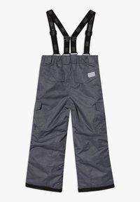 LEGO Wear - LWPOWAI 703 - Zimní kalhoty - grey - 1