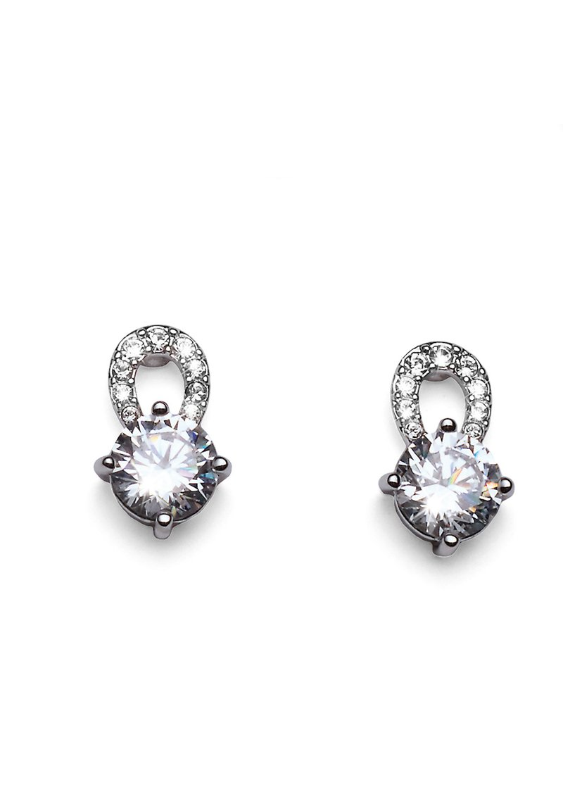 Oliver Weber - GLEAM - Earrings - weiss