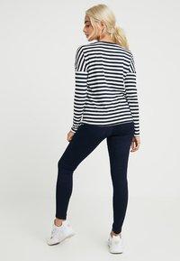 Dr.Denim Petite - PLENTY - Jeans Skinny Fit - darkest blue - 2