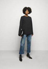 MM6 Maison Margiela - Sweatshirt - black - 1