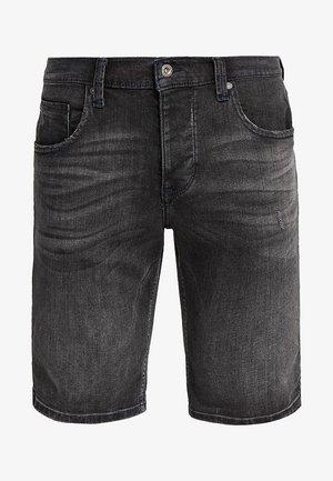 Denim shorts - medium middle