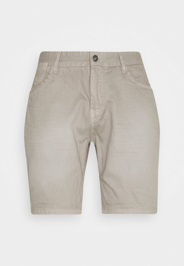 BLEACH - Jeans Shorts - washed grey