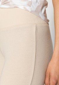 Lounge Nine - ANDY - Leggings - Trousers - oatmeal - 4